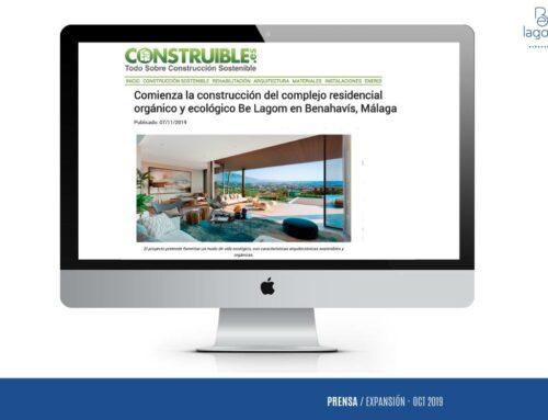 Construible: Comienza la construcción del complejo residencial orgánico y ecológico Be Lagom en Benahavís, Málaga
