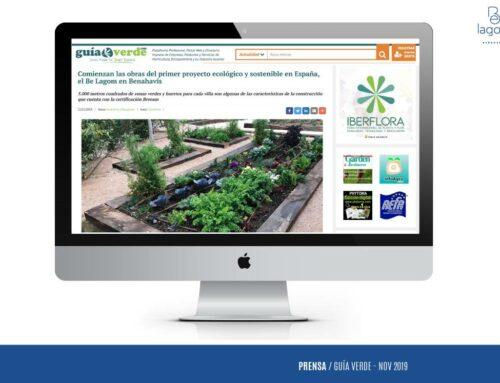 Comienzan las obras del primer proyecto ecológico y sostenible en España, el Be Lagom en Benahavis